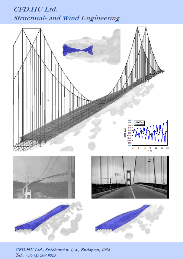 Structural- and wind engineering