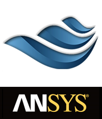 ANSYS fluid dinamics simulation softwares