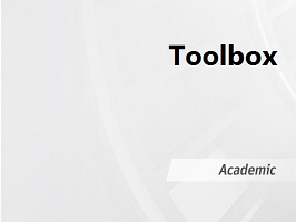 ANSYS Academic Toolbox 1
