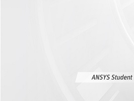 ANSYS Student 1