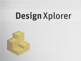 ANSYS DesignXplorer 1